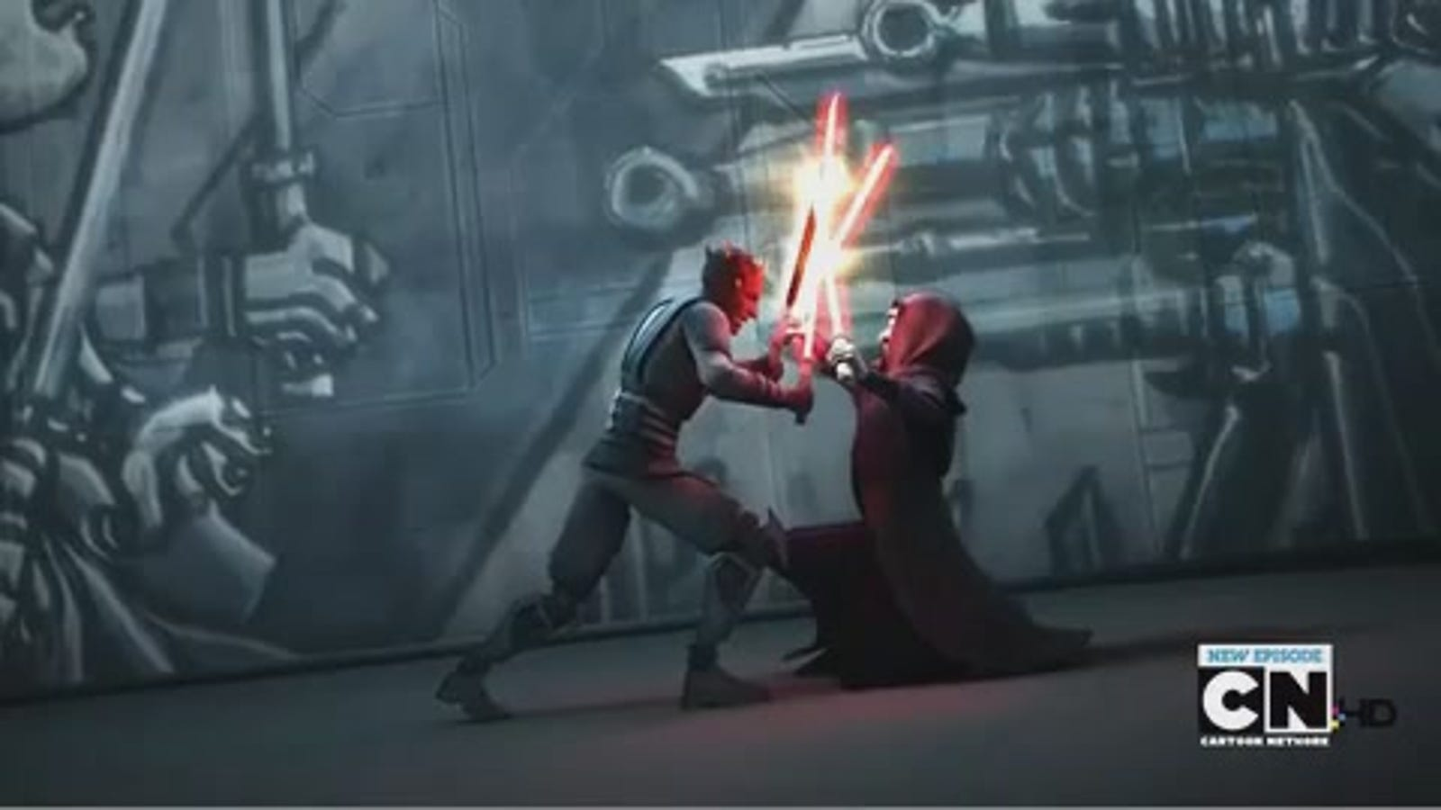 Clone Wars Finally Gives Us The Darth Maul Palpatine Battle Weve Been Waiting For