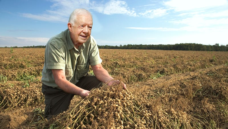 Illustration for article titled Netflix Cancels 'Jimmy Carter's World Of Peanuts'