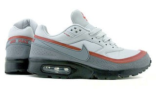 Illustration for article titled NES Air Max Sneakers Will Surprise You With Their Tastefulness