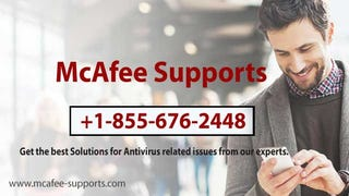 Illustration for article titled McAfee Phone Number 1-855-676-2448