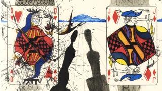 Illustration for article titled What did Salvador Dalí's Alice in Wonderland look like?