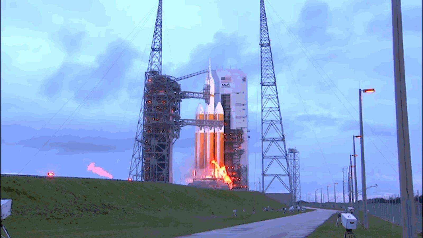 Proyecto Orion: el plan de la NASA para aterrizar en Marte en 2030