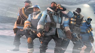 Illustration for article titled Fan Creates Team Fortress 2 Story Mode