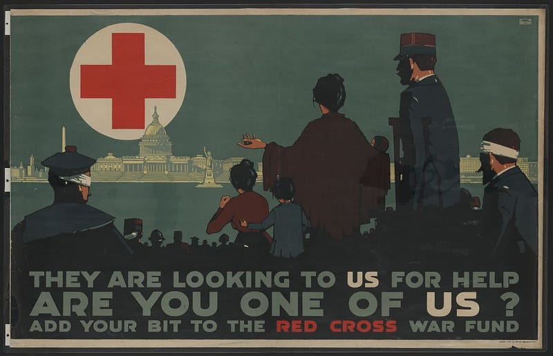 Illustration for article titled The Great War