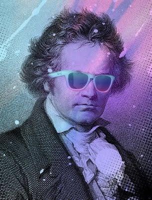 Illustration for article titled Mindent Beethovenről (élete, korszakai, kedvenc műfajai)
