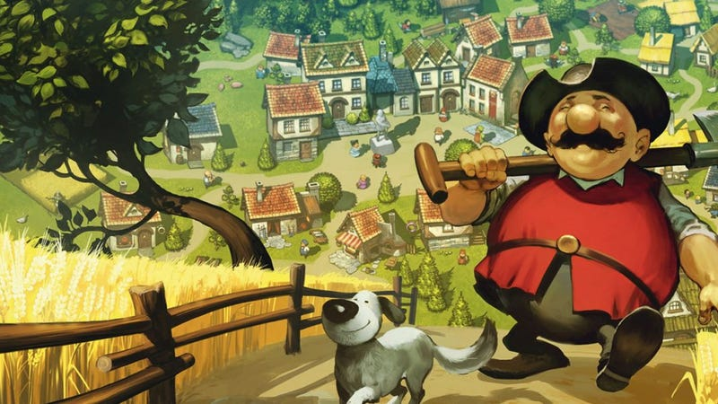 Illustration for article titled Imperial Settlers Is A Damn Good Card Game