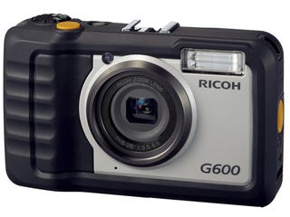 Illustration for article titled Ricoh G600 Is Both Rugged and Fugged