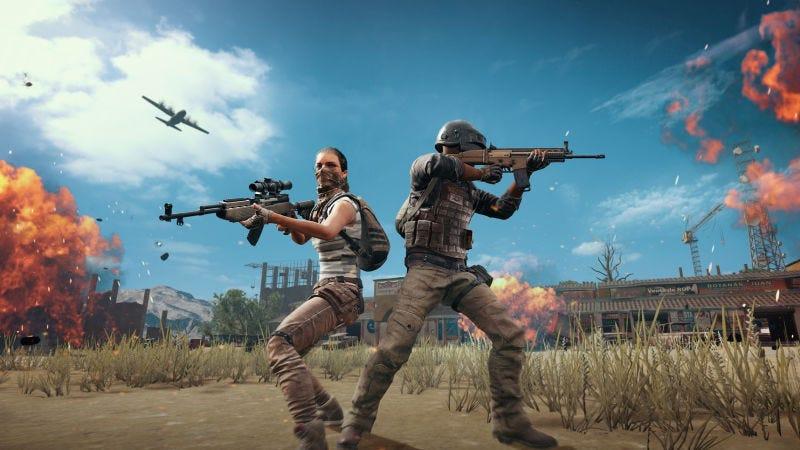 Playerunknown's Battlegrounds [Xbox One]   $23   Amazon