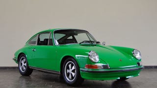 Illustration for article titled Have an Irish green 911.If kinja allows it...