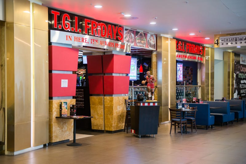 Illustration for article titled TGI Fridays Is Breaking Up With Its Own Restaurants