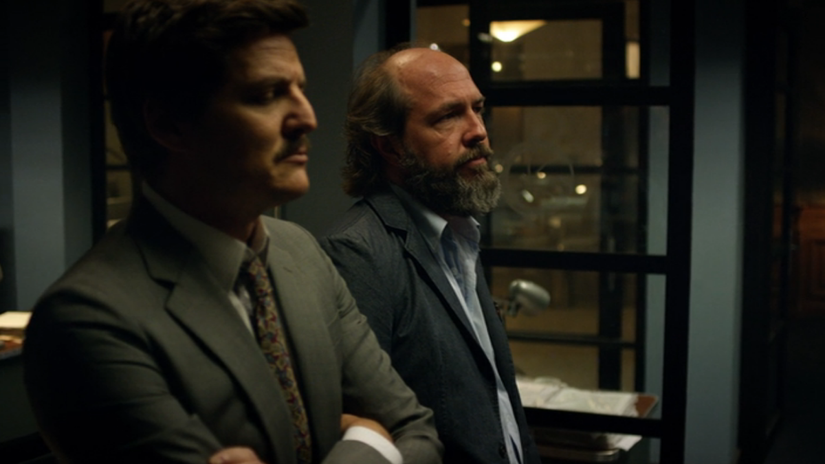 In its penultimate episode, Narcos masters the art of the