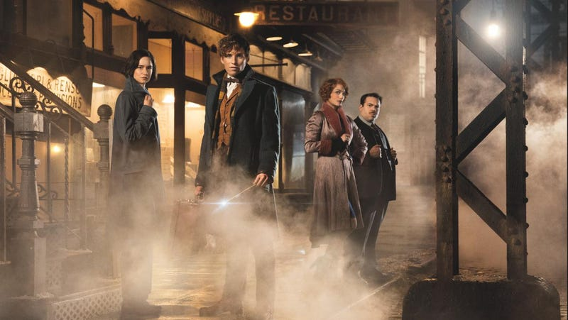 Illustration for article titled Fantastic Beasts, lo nuevo del universo Harry Potter, será una saga de cinco películas