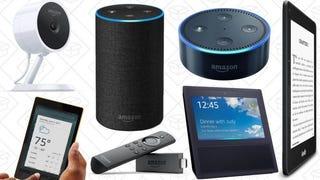 Illustration for article titled Las rebajas de Amazon por Black Friday: Echo, Fire TV Stick, tablets por $30 y más