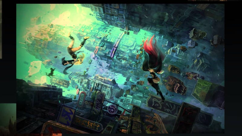 Illustration for article titled Gravity Rush Anime Info and Gravity Rush 2 Gamplay Stream