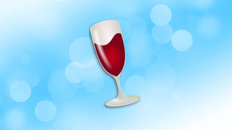 Illustration for article titled Wine, the Software That Helps You Run Windows Apps on Mac and Linux, Hits Version 2.0