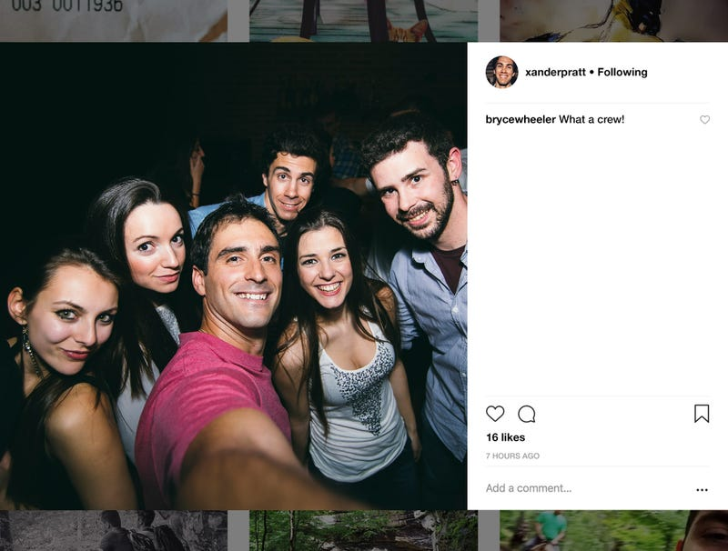 Illustration for article titled 'What A Crew!' Comments Man On Instagram Photo Of Fucking Backstabbing Traitors Who Couldn't Be Bothered To Invite Him To Margarita Night