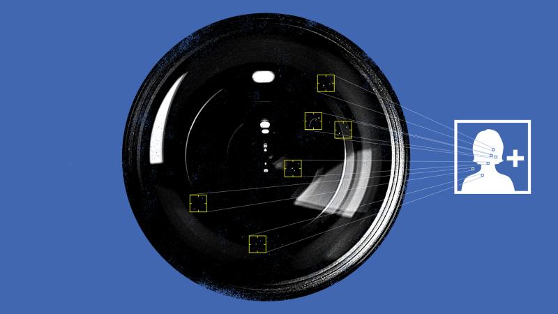 Facebook sabe cómo encontrarte usando nada más que el polvo en la lente de tu cámara