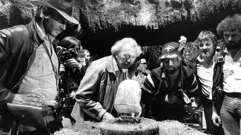 Illustration for article titled R.I.P. Douglas Slocombe, cinematographer for Ealing and Indiana Jones
