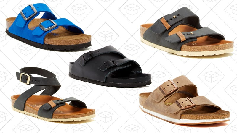 Birkenstock Sale from Nordstrom Rack