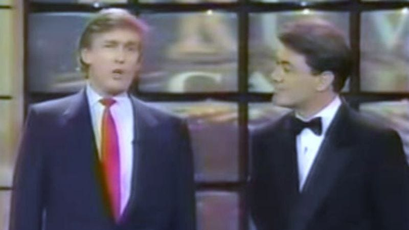Screenshot: Trump Card