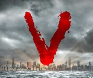Illustration for article titled V Gets Cut In Two - More Signs Of Trouble?