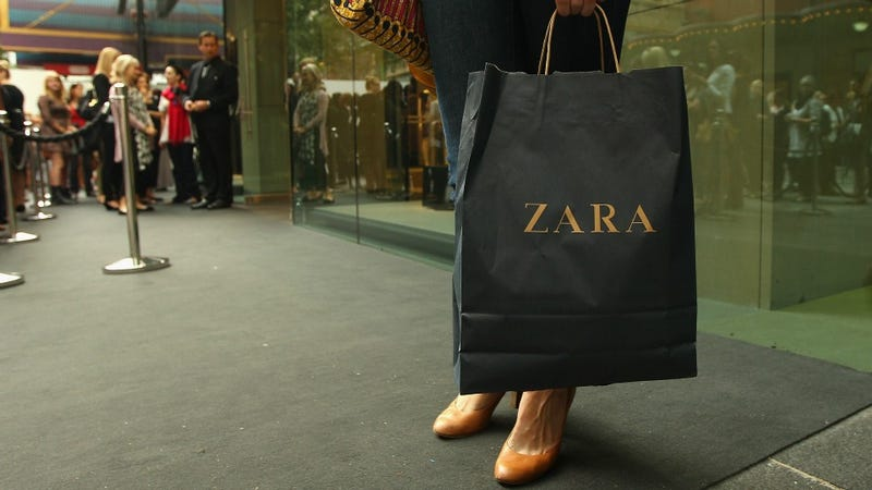 Illustration for article titled Factory Conditions at Zara Look To Have Improved Since Last Year (Kinda)