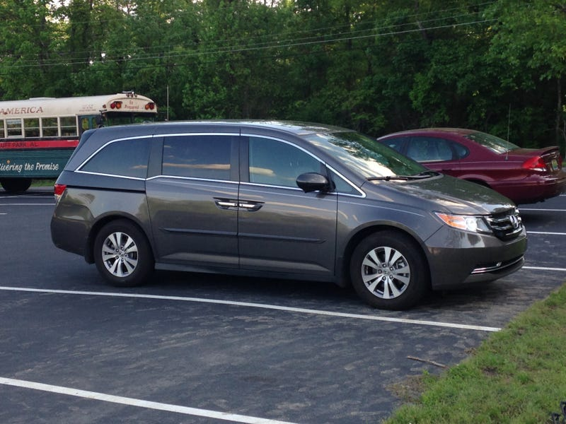 Delightful The Honda Odyssey: Possibly The Most Common, Yet Simultaneously The Most  Premium Minivan In America. With Such A Blind, Almost Cultish Following And  A ...