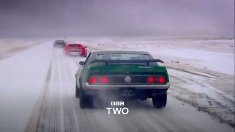 The Top Gear: Patagonia Christmas Special First Trailer Is Here