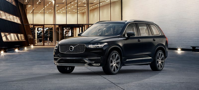 2015 Volvo Xc90 This Is It