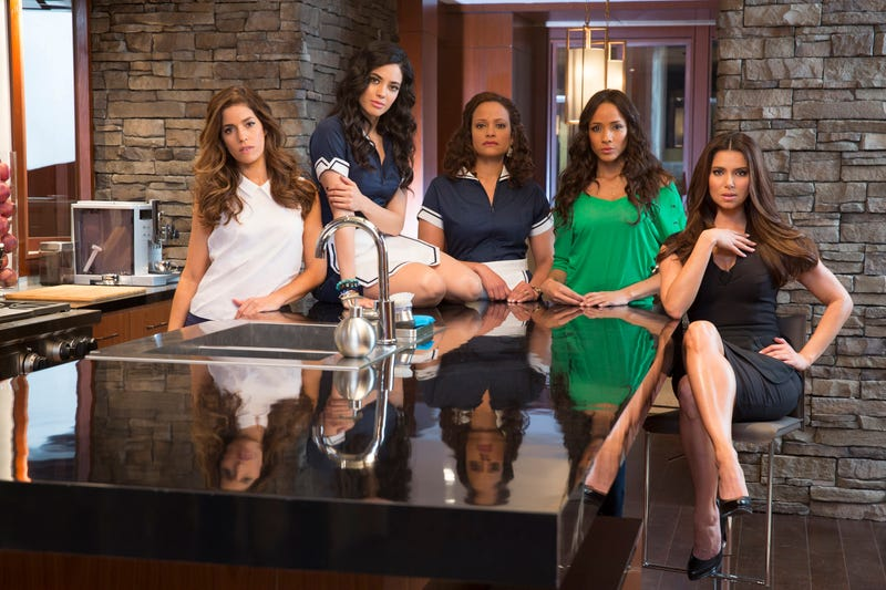 Illustration for article titled Surprise: Devious Maids Isn't the Worst Show Ever
