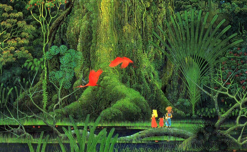 Image credit: Hiro Isono, via the Secret of Mana Wiki.