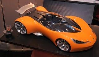 Illustration for article titled SEMA 2007: Hot Wheels Unveils First Manufacturer-Designed Models