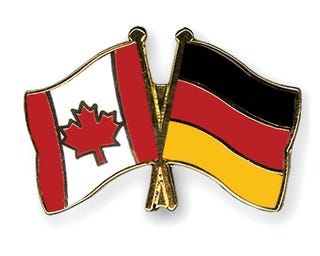 Illustration for article titled C'mon Germany, you beat us in cars, Can't Canada Just have Hockey?