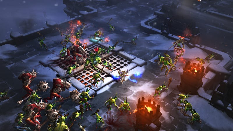 Illustration for article titled The Console Version Of Diablo III Could Very Well Be The Best One