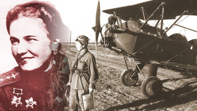 Illustration for article titled The Incredible Russian Night Witches Of WWII