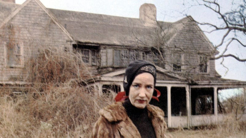 Illustration for article titled Cancel Your Summer Plans; We're Renting Grey Gardens