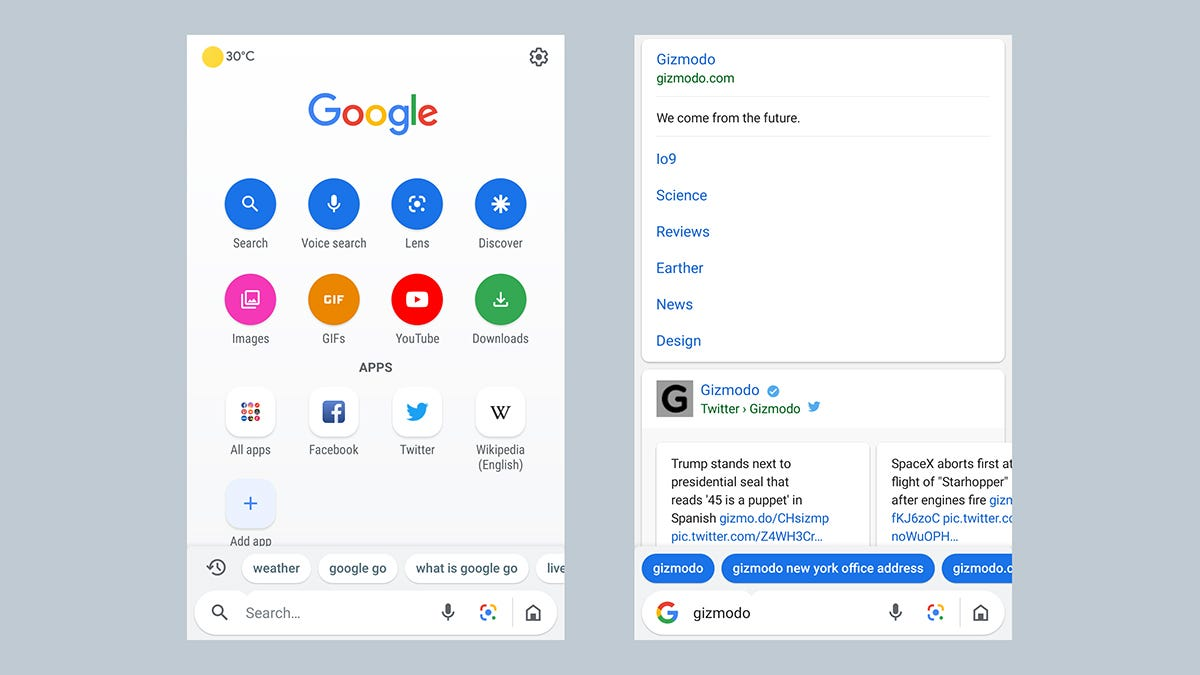 How to Find and Use the Lightweight Android Go Apps