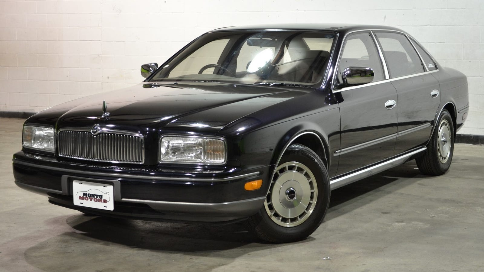 This obscenely luxurious 1990 nissan president sovereign will this obscenely luxurious 1990 nissan president sovereign will raise your status in life vanachro Choice Image