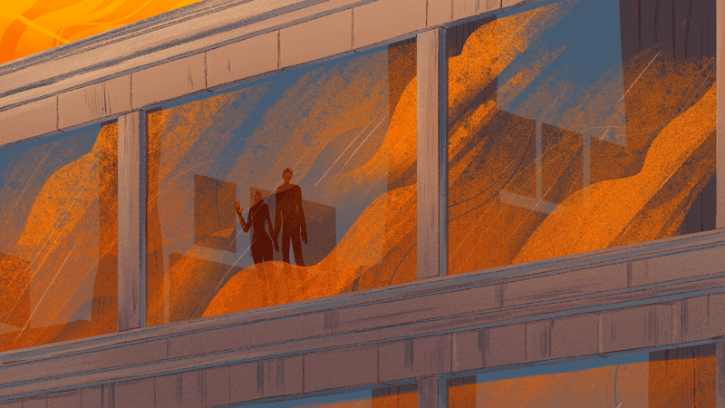 Illustration for article titled We Head South