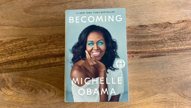 Illustration for article titled New Report Finds Amazon May Be Listening To You Through Hardcover Copies Of Michelle Obama's 'Becoming'