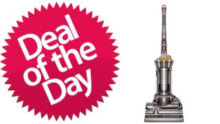 Illustration for article titled This Dyson DC27 Upright Vacuum Is Your Sucks-So-Good Deal of the Day