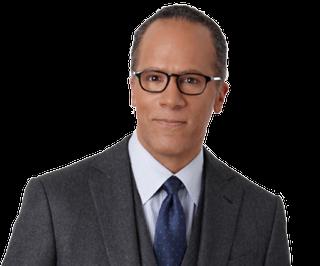 Lester HoltCourtesy of NBC News