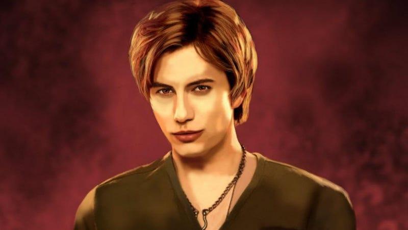 Jasper Hale spent the first Twilight movie wanting to kill Bella