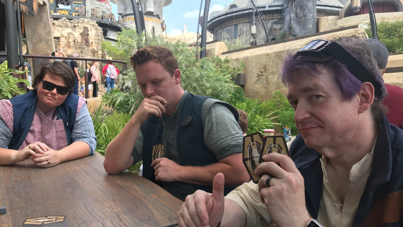 Three Months Of Prep Made Our Star Wars: Galaxy's Edge Trip Amazing
