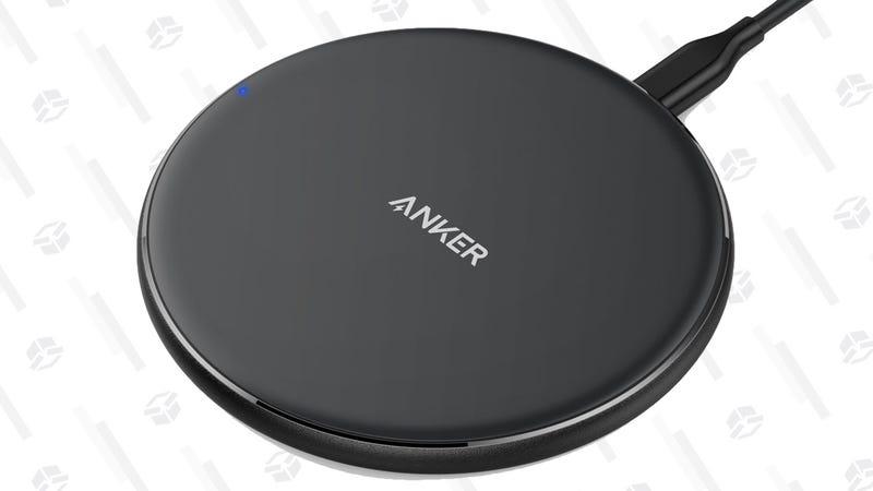 Anker 5W Qi Pad | $13 | Amazon | Promo code ANKER258