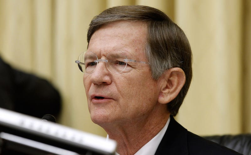 Illustration for article titled Is Lamar Smith, TX State Rep and Climate Change Denier, the Worst Man in the World?