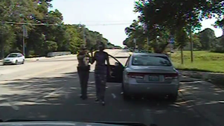 Footage of Sandra Bland being stopped by a Texas state trooper July 10, 2015Texas Department of Public Safety/YouTube screenshot