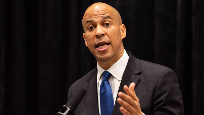 Illustration for article titled Nation Horrified To Discover Cory Booker Already A Senator