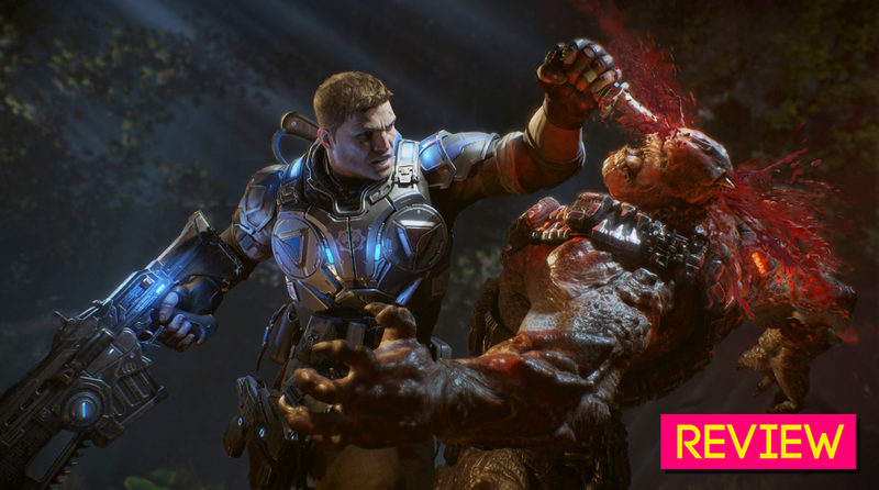 Illustration for article titled Gears of War 4: The Kotaku Review