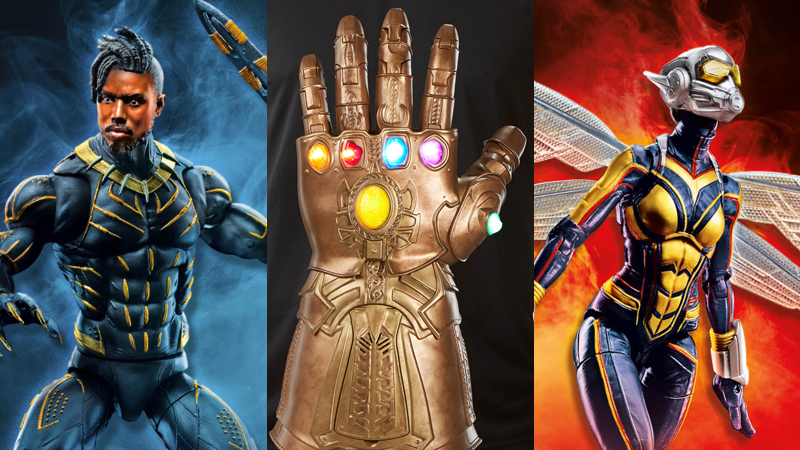 Coolest Man Toys : The coolest marvel toys revealed at toy fair this year